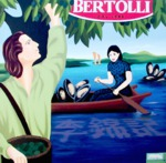 Bertolli meets Lee Kum Kee(80x80cm), Öl auf Leinwand