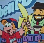 Benco meets Hello Boss (80x80 cm), Öl auf Leinwand