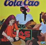 Cola Cao meets TRS (80x80 cm), Öl auf Leinwand