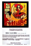 Müller meets Miller(80x80 cm), Öl auf Leinwand